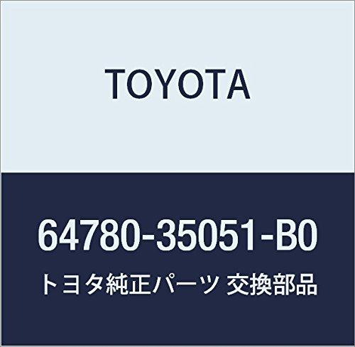 Toyota 64780-35051-B0 Door Trim Panel Assembly