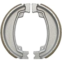 Pair MBK YN 50 R Ovetto Rear 2T Europe 1998-2010 Brake Shoes