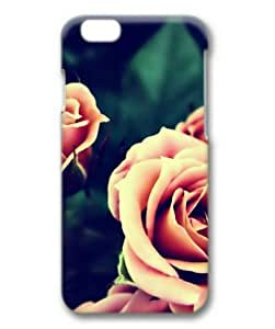 Armener Hard Protective 3D Case For Ipod Touch 5 Cover Case With Pink Roses