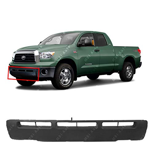 (MBI AUTO - Textured, Front Bumper Center Lower Valance Cover for 2007 2008 2009 Toyota Tundra 07 08 09, TO1095199)