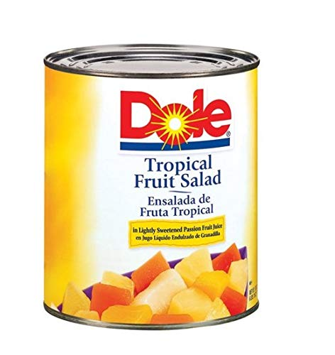 - Dole Tropical Fruit (106 oz.) (pack of 2)