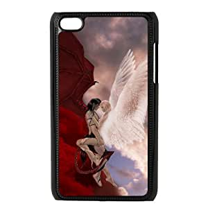 HB-P-CASE DIY Design Fantasy Angel Pattern Phone Case For Ipod Touch 4
