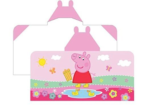 Peppa Pig Hooded Towel Wrap by Peppa Pig