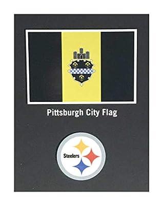 New Era 2019 NFL Pittsburgh Steelers Draft Hat Cap City Flag 39Thirty 12024550