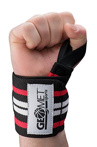 Wrist Wraps for Power Lifting, Crossfit and Body Sculpting