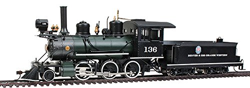 Bachmann Trains BAC25242 25242 Spectrum 2-6-0 D&RGW, used for sale  Delivered anywhere in USA