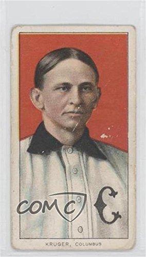 T206 Card (Art Kruger (Baseball Card) 1909-11 T206 - [Base] - Sweet Caporal 350 Factory No. 30 Back #ARKR)