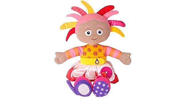 En el Jardín de los Sueños Aprende y Juega Upsy Daisy suave peluche de juguete: Amazon.es: Juguetes y juegos