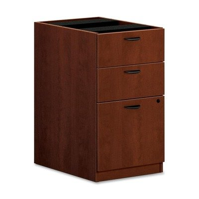 BSXBL2162A1A1 - Basyx BL Laminate Three-Drawer Pedestal File