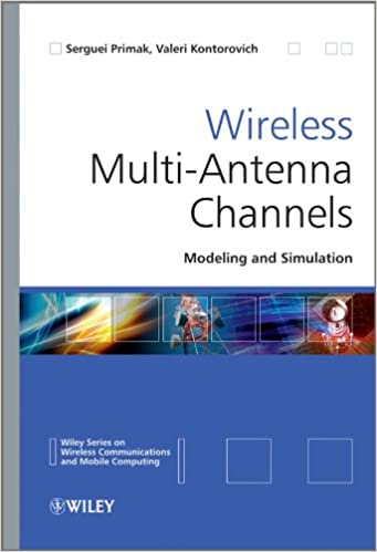 Amazon com: Wireless Multi-Antenna Channels: Modeling and