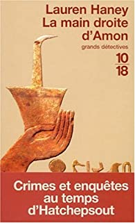 Book's Cover ofLa Main droite d'Amon