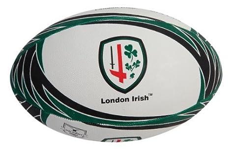 Nuevo balón de Rugby Gilbert London Irish Premiership equipo ...