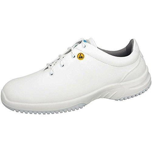 Abeba 31780-38 Uni6 Chaussures de sécurité bas ESD Taille 38 Blanc