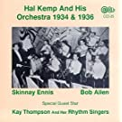 Hal Kemp & His Orchestra 1934 & 1936