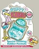 """Kong Medium Puppy Kong (5.0"""" x 2.25"""" x 7.50"""" chew toy (Medium)), My Pet Supplies"""