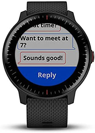 Garmin vívoactive 3 Music – Verizon Connected GPS Smartwatch with Music Storage and Playback