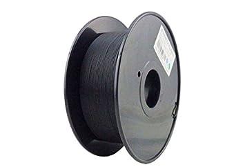 dlpj Conductive filamento impresora 3d filamento 1 kg, peso ...