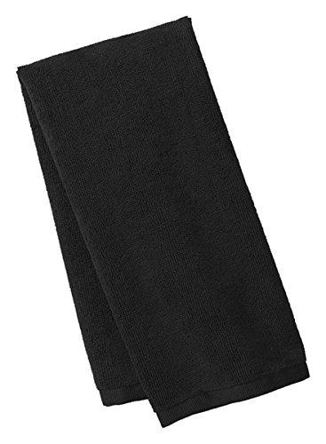 - Port Authority Microfiber Golf Towel. TW540 - Black TW540 OS