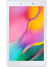 Samsung SM-T290NZSAXEO Tablet, Srebrny, 8 cali