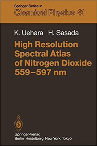 Descargar Libros Torrent High Resolution Spectral Atlas Of Nitrogen Dioxide 559-597 Nm Epub
