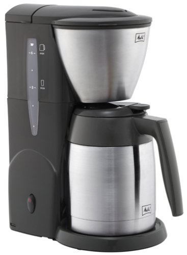 Melitta Paper ([Corresponding to 2 to 5 cups for ? 1 ~ 2 filter paper] Melitta aroma thermo stainless dark brown JCM-561 / TD)