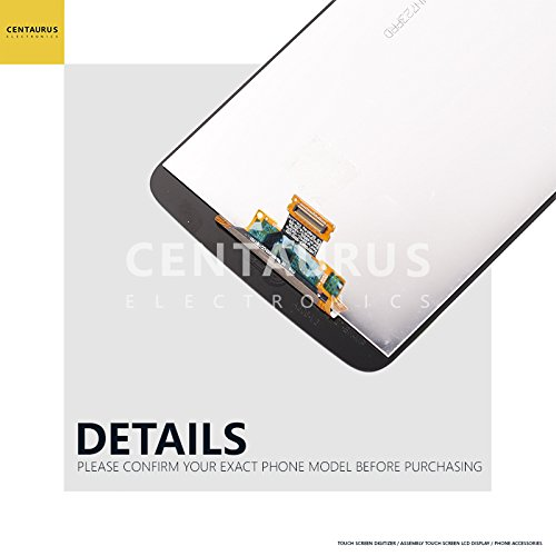 Assembly For LG Stylo 3 LS777 L83BL L84VL M430 5.7'' Replacement LCD Display Touch Screen Digitizer Panel Glass Part Full by CE CENTAURUS ELECTRONICS (Image #6)