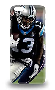 Premium 3D PC Soft Case For Iphone 6 Plus Eco Package Retail Packaging NFL Carolina Panthers Kelvin Benjamin #13 ( Custom Picture iPhone 6, iPhone 6 PLUS, iPhone 5, iPhone 5S, iPhone 5C, iPhone 4, iPhone 4S,Galaxy S6,Galaxy S5,Galaxy S4,Galaxy S3,Note 3,iPad Mini-Mini 2,iPad Air )