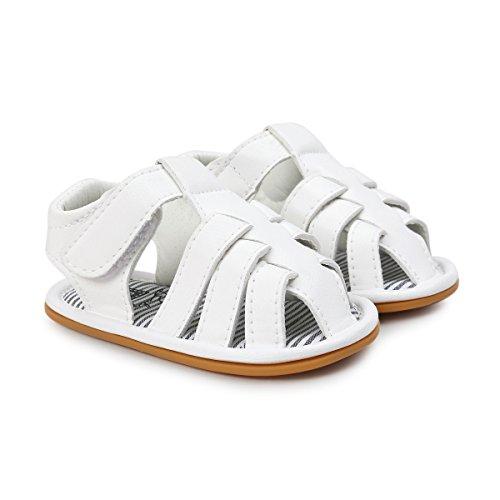 c37556cd Durable Modelando Zapatos de Bebé, Morbuy Unisexo Zapatos Bebe Primeros  Pasos Verano Recién nacido 0