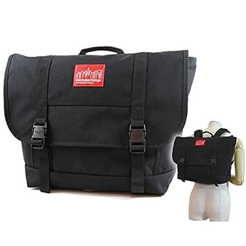 5d1403eef189 マンハッタンポーテージ Manhattan Portage マンハッタンポーテージ リュック メッセンジャーバッグ RIVINGTON PLAZA  Backpack ブラック MP1224 リビングトン