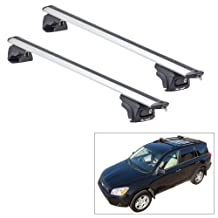 "Brand New Rola Rbu Series Roof Rack W/Removable Mount - Bar Length 47-1/4"" (1200Mm)"
