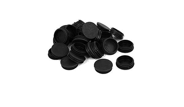 Amazon.com: eDealMax Supresión de plástico Redonda casquillos de ...
