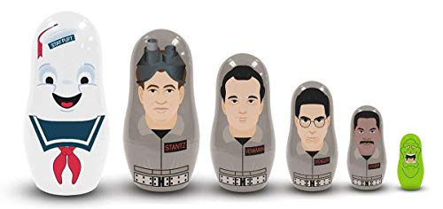 PPWToys Ghostbusters Classic Characters Nesting Doll ()