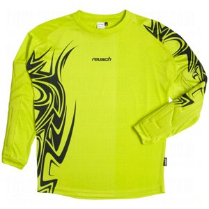 b45e3dbb5f7 Reusch Youth Bakura Longsleeve Goalkeeper Jersey, Large, Lime Green/Black,  Jerseys - Amazon Canada