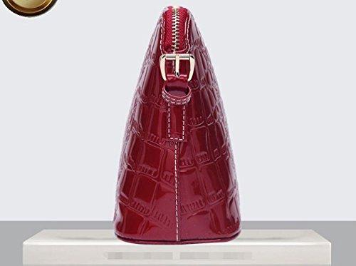 a49e9898511d7 ... Taschen Damen Leder 2018 Neu Elegant Große Handtasche Europäische stil  Schultertaschen Umhängetasche Shopper Tasche Henkeltasche Beuteltasche
