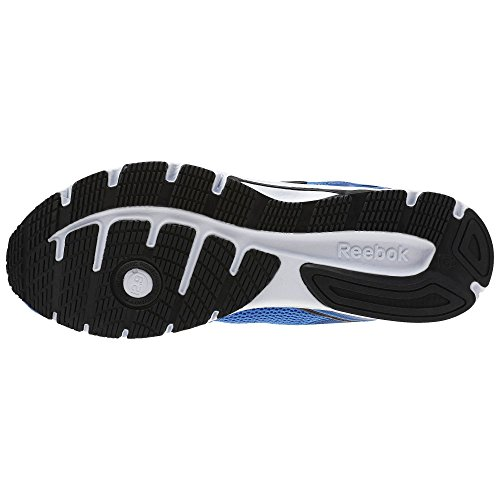 Reebok Men's Runner Running Shoe Awesome Blue/Black/White/Pewter free shipping purchase buy cheap fashion Style qfYykGbOO