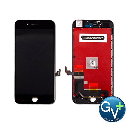 Touch Screen Digitizer and LCD for Apple iPhone 7 Plus - GV+ - Black by Group Vertical