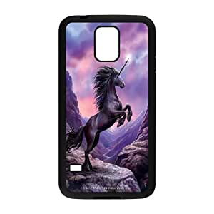 JenneySt Phone CaseMagische Unicorn For Samsung Galaxy S5 -CASE-5