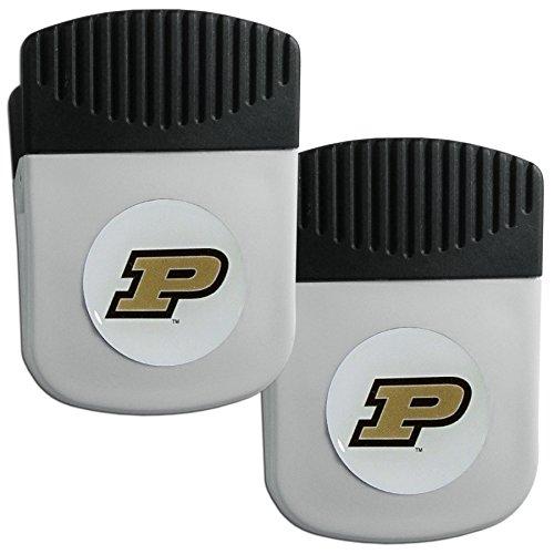 Siskiyou NCAA Purdue Boilermakers Clip Magnet with Bottle Opener, 2 Pack