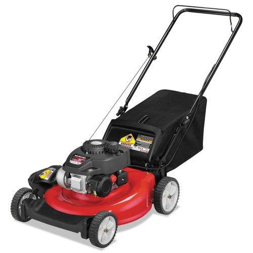 Yard Machines Lawn Mower (Yard Machines 140cc 21-inch 3-in-1 Push Mower)