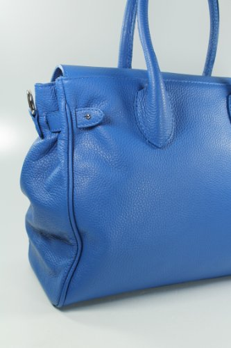 Belli 371.23, Borsa a mano donna Blu blu