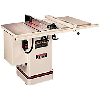 Jet 708436k 10 Inch Tilting Arbor Cabinet Table Saw