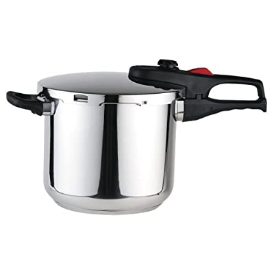 Magefesa Practika Plus Stainless Steel 3.3 Quart Super Fast Pressure Cooker by Amazon.com, LLC *** KEEP PORules ACTIVE ***