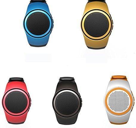 techhype B20 Altavoz Bluetooth al aire libre deporte Smartwatch ...