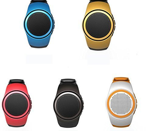 TechHype B20 Outdoor Bluetooth Speaker Sports Smartwatch for Android and IOS