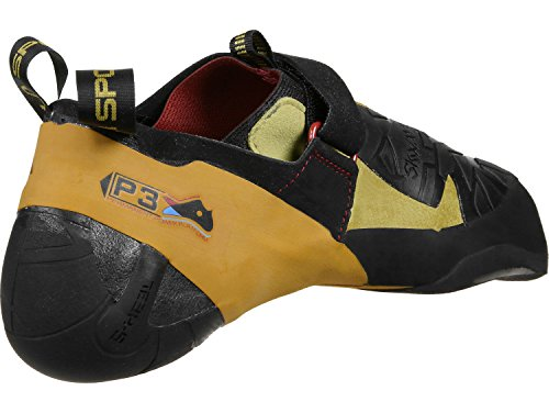 La Sportiva S.p.A. Skwama Men Größe 43 black/yellow