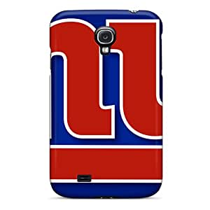 Samsung Galaxy S4 ZUH16079zJZF Provide Private Custom Colorful New York Giants Pattern Best Hard Cell-phone Case -JamieBratt
