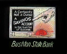 A Certainty Not A Guess. A Savings Account is the Sunrise of Sucess