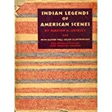 img - for Indian Legends of American Scenes book / textbook / text book