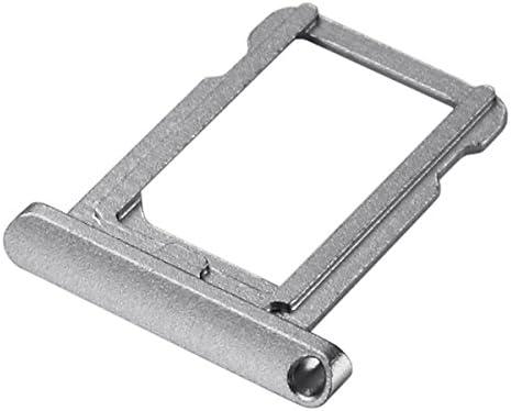 "For iPad Pro 12.9/"" 2015 Nano SIM Card Tray Holder Slot 1st GEN White//Silver"