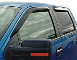 Wade 72-88420 Smoke Tint Slim Wind Deflector - 4 Piece